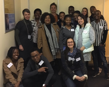 South African Community Advisory Panel and Research team
